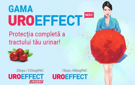 Noua gama UROeffect in portofoliul Good Days Therapy