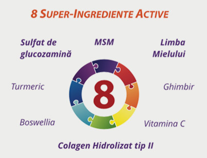 8 Super ingrediente active