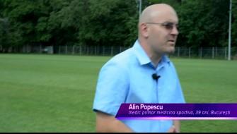 Celadrin™ - dr. Alin Popescu despre protectia si mobilitatea articulatiilor