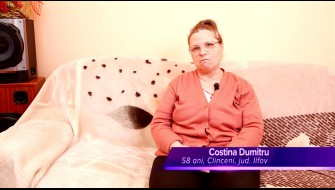 Celadrin™ -- relatarea dnei Costina Dumitru