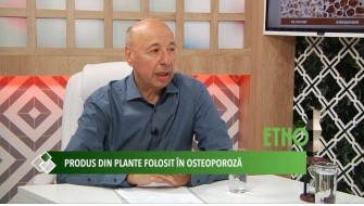 Dr Cristian Barbulescu. Osteoporoza-boala oaselor fragile.Factori de preventie, simptome.