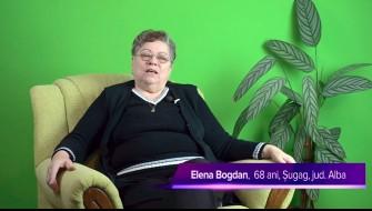 Celadrin™+CartiMix™ -- relatarea dnei Elena Bogdan, 68 ani, Sugag, jud. Alba