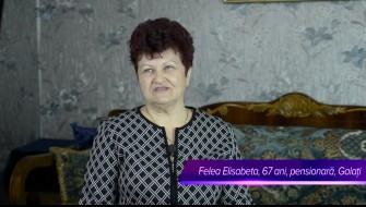 Celadrin™ -- relatarea dnei Felea Elisabeta, 67 ani, Galati