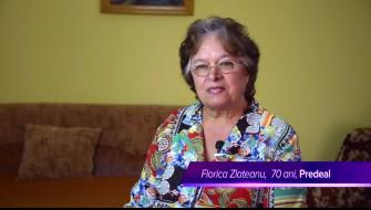 Celadrin™+RoboFlex™-- relatarea dnei Florica Zlateanu, 70 ani, Predeal