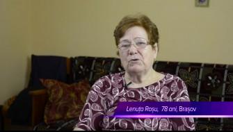 Celadrin™ - relatarea dnei Lenuta Rosu, 78 ani, Brasov