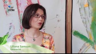 Farm. Liliana Samson, despre solutii naturale pentru probleme spatelui