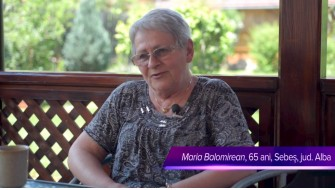Celadrin™+RoboFlex™-- relatarea dnei Maria Balomirean, 65 ani, Sebeș jud. Alba