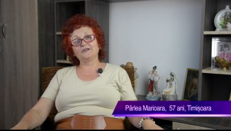 Celadrin™+Roboflex™-- relatarea dnei Marioara Parlea, 57 ani, Timisoara