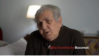 Dl. Mihai Dumitrache, Bucuresti