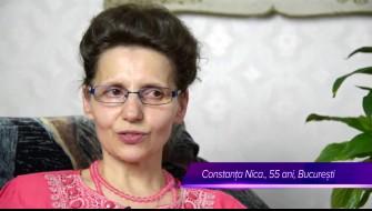 Coenzima Q10 Dual -- relatarea dnei Constanta Nica