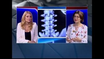 Farm. Liliana Samson, despre osteoporoza. Factori de risc. Masuri de preventie
