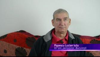 Celadrin™ -- dnul Popescu Lucian, pensionar, Bucuresti