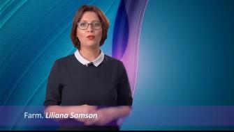 Cel mai nou studiu clinic Celadrin™ din Romania, Farm Liliana Samson, Dr Farm Bianca Galateanu
